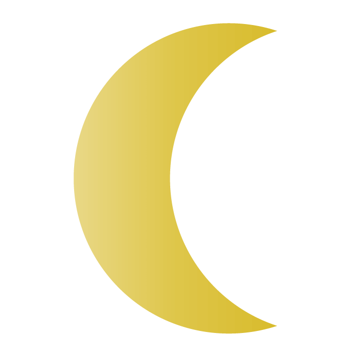 月のイラスト3