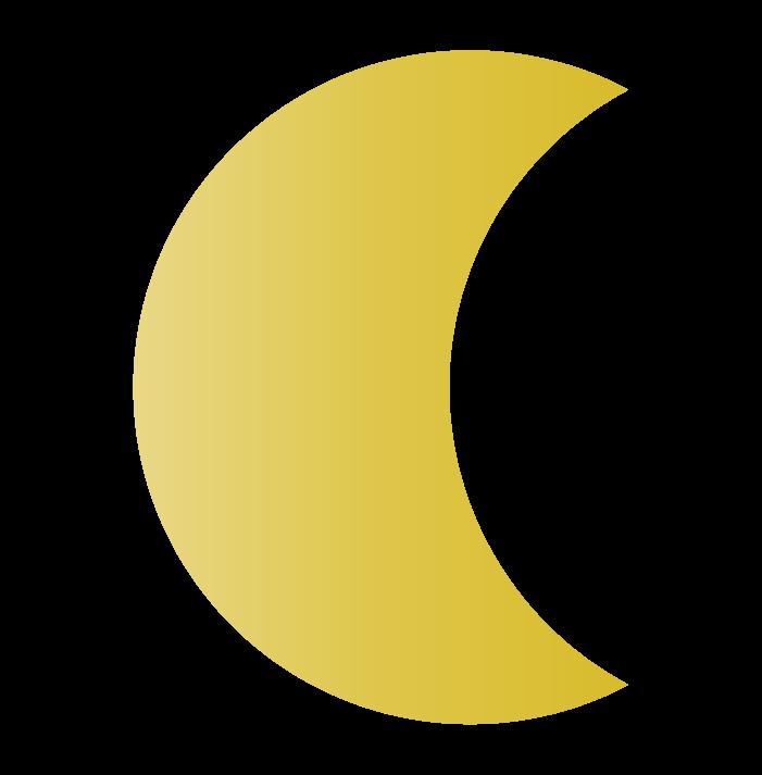 月のイラスト5