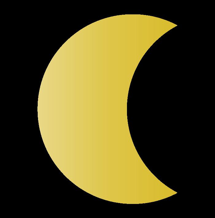 月のイラスト6