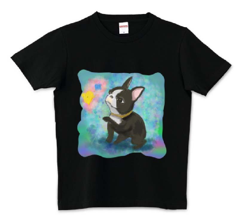 昭和レトロフレンチTシャツ(5.0oz)