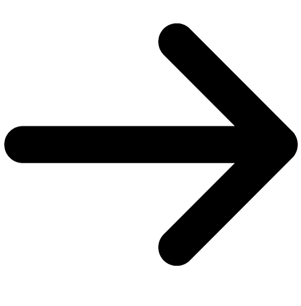 角丸矢印(右)