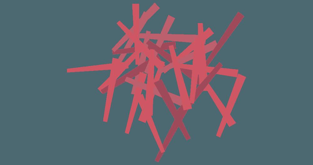 紅生姜のイラスト