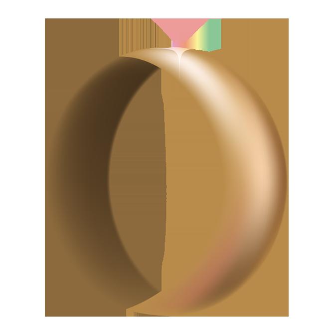 ブロンズ指輪