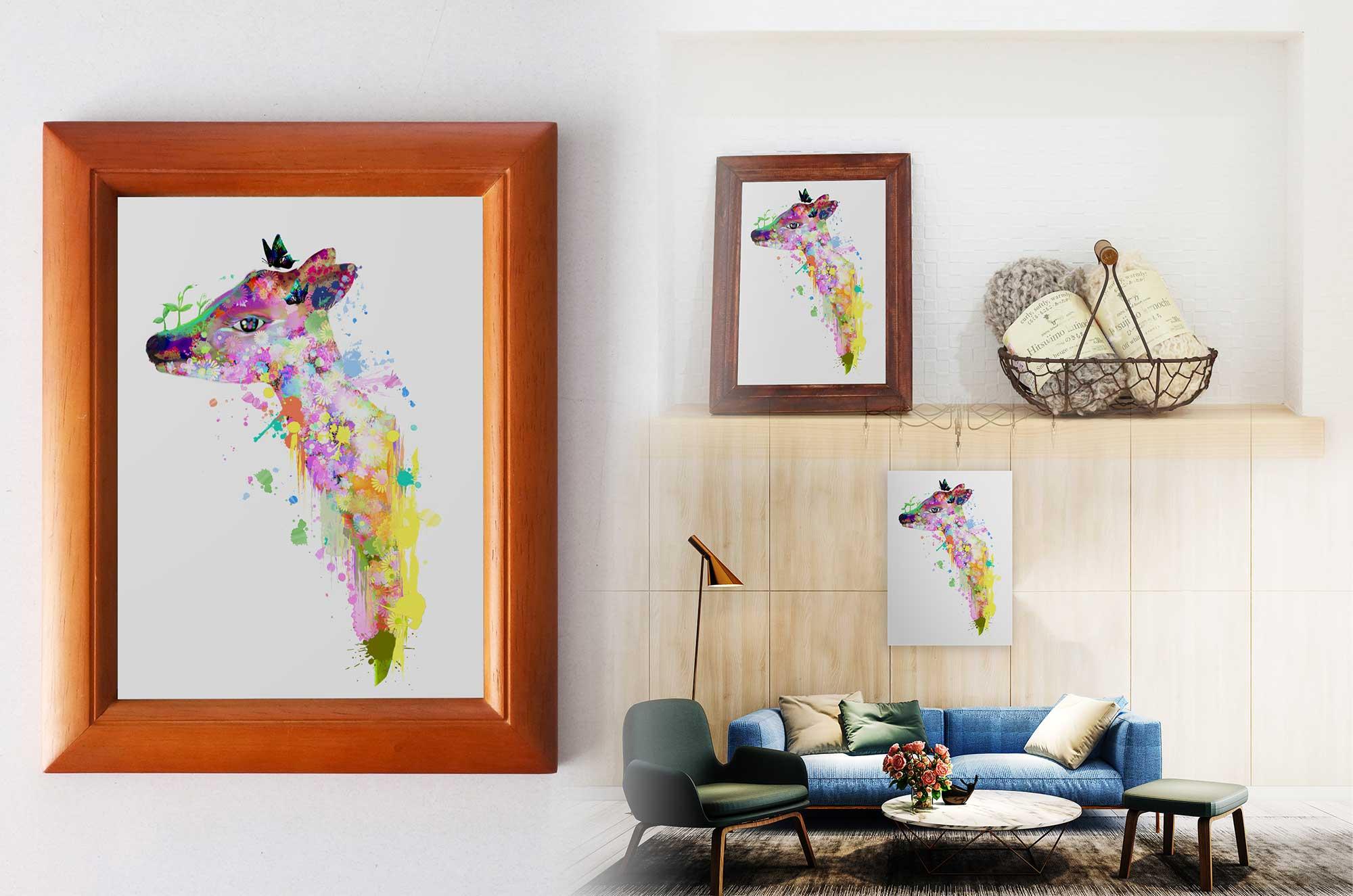 鹿の夢絵アートギャラリー