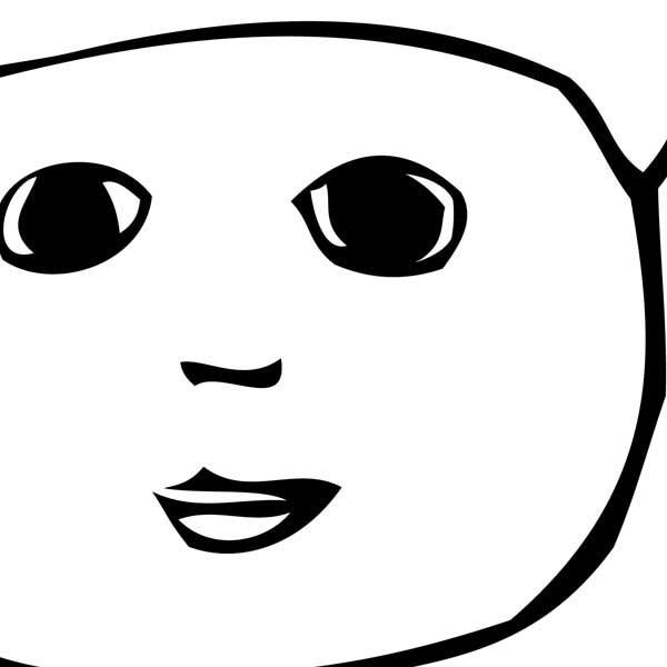 ユニークTシャツ - 面白チコデザの顔デザイングッズ