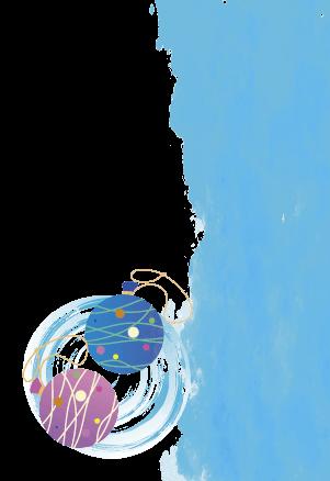 残暑見舞い背景イラスト14